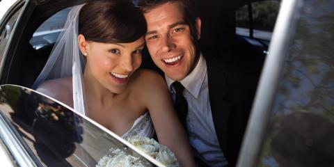 5 Items You Should Have in Your Wedding Limo, Sun Valley, Pennsylvania