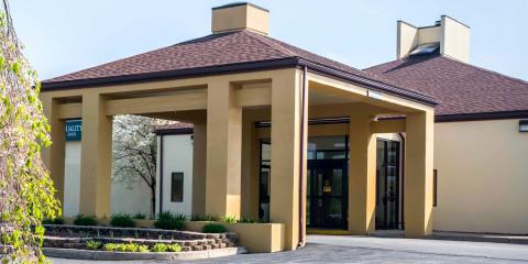 Quality Inn, Hotel, Services, New Columbia, Pennsylvania