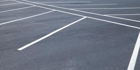 How Do UV Rays Affect Parking Lots?, Kahului, Hawaii