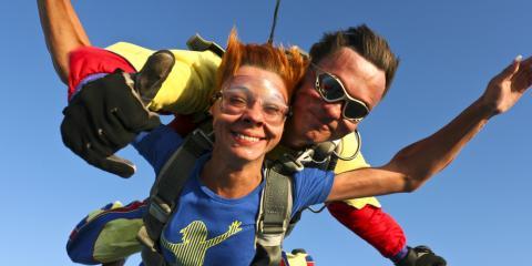 5 Reasons You Should Go Skydiving for Your Birthday, Waialua, Hawaii