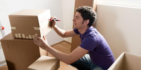 Tips for Packing Items for Proper Storage, Hesperia, California
