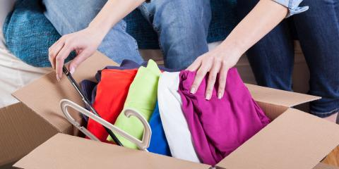 How to Keep Your Clothes in a Storage Unit, Archdale, North Carolina