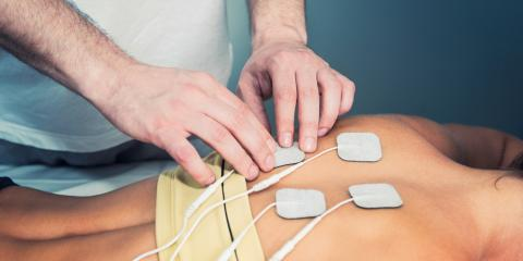 How Electrical Stimulation Helps Pain Management, Cape Girardeau, Missouri