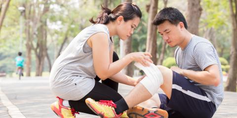What to Do After an Athletic Injury, Dardenne Prairie, Missouri