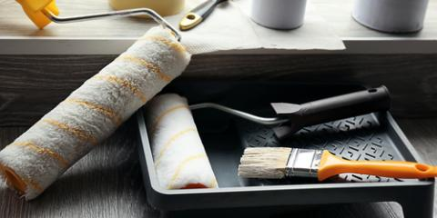 Your Guide to the Paint & Painting Supplies You Need for Your Next Project, St. Charles, Missouri