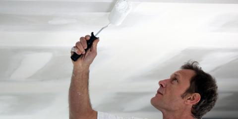 5 Tips to Help You Paint Your Ceiling, Warsaw, New York