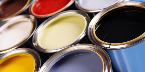 3 Products to Consider for an Exterior or Interior Painting Job, Denver, Colorado