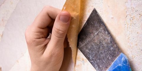 3 Reasons Why Wallpaper Removal Is a Good Idea, Denver, Colorado