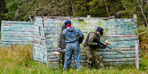 Your Warm Weather Guide for Outdoor Fun: Paintball Edition , Mechanicstown, New York