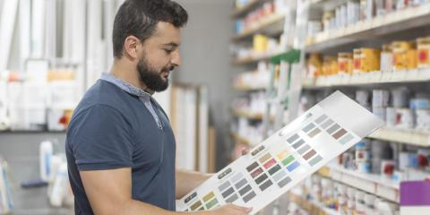 How to Choose the Right Paint Finish, Greenhills, Ohio