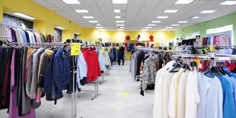 5 Popular Paint Colors for Retail Stores, Wentzville, Missouri