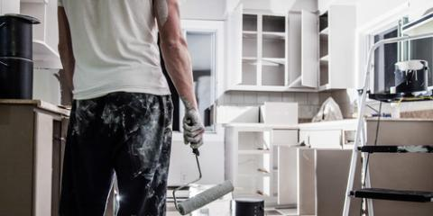 3 Reasons To Rehab Kitchen Cabinets With The Help Of A Painter, Ossining,  New