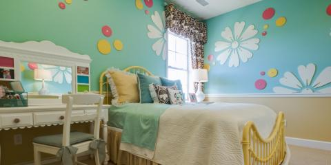 Selecting the Right Paint Color for Your Child's Room, Westerville, Ohio