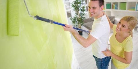 Choosing the Best Paint Color for Your Home, Westerville, Ohio