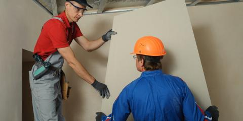 Why You Should Hire a Professional to Install Drywall, ,