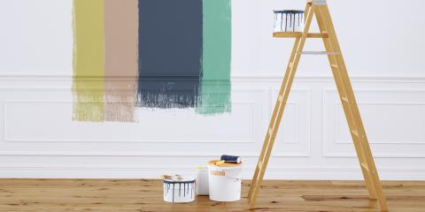 Painting the Interior of Your Home? How to Choose the Right Colors, Deep River, Connecticut