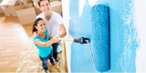 Painting Contractors Advise: Selecting an Interior Paint, New Britain, Connecticut