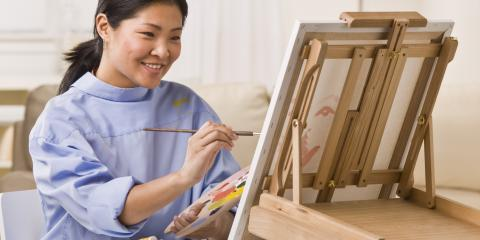 Why Painting Is Beneficial for the Mind, Keller, Texas