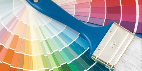 5 Tips for Picking the Right Wall Color, Canyon Lake, Texas