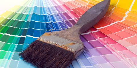 How to Pick Colors for an Interior Painting Project, Anchorage, Alaska