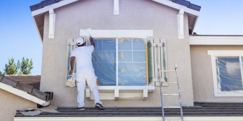 3 Reasons to Paint Your House in the Summertime, St. Charles, Missouri