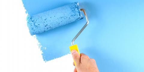 House Painting Tips: 3 Ways to Avoid Paint Roller Marks, Jamestown, New York