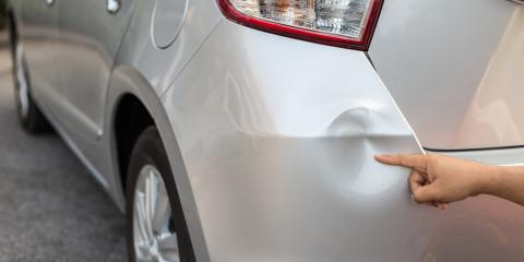 4 Benefits of Paintless Dent Removal, Buffalo, Minnesota
