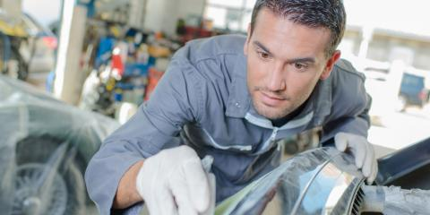 What's the Difference Between Traditional & Paintless Dent Repair?, St. Charles, Missouri