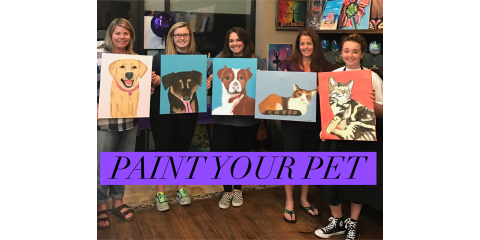 Paint Your Pet!, Keller, Texas