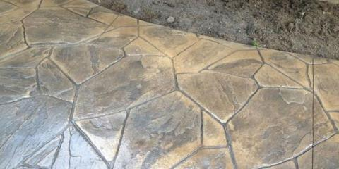 3 Benefits of Choosing Stamped Concrete, Gates, New York