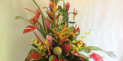 Surprise Someone Special With Floral Arrangements And Single Flowers From Pali Florist & Gift Shop, Koolaupoko, Hawaii