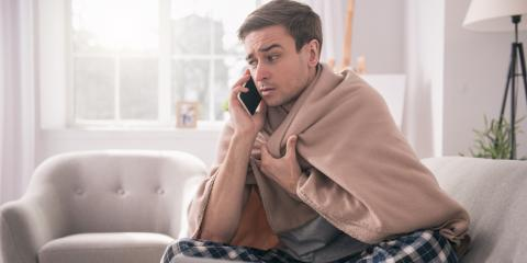 When Should You Call in Sick to Work? , High Point, North Carolina