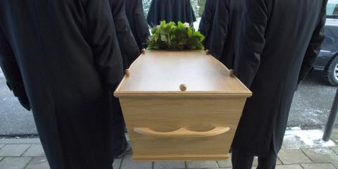 What You Should Know About Choosing Pallbearers for a Funeral, Muskogee, Oklahoma