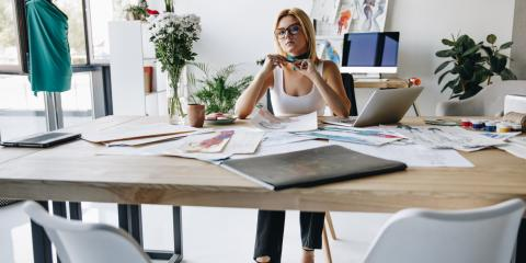 5 Ways to Counter Sitting All Day at Work, West Palm Beach, Florida