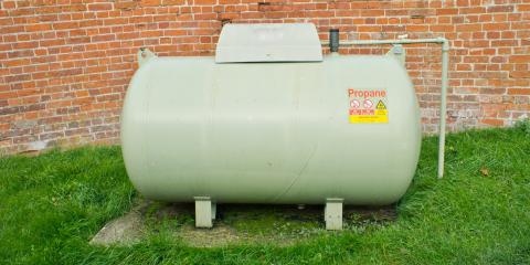 5 Sizes of Propane Tanks, Palmyra, New York