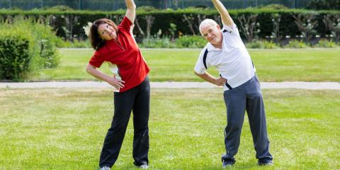 Rehabilitation Service's 5 Tips for Healthy Joints in Seniors, Palmyra, Missouri