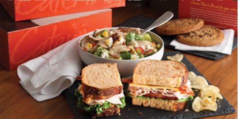 Panera Bread In The Office! Catering With Soup, Sandwiches, Salad ...