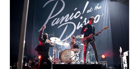 Just Announced!  Panic! at the Disco comes to Rochester this September, Rochester, New York