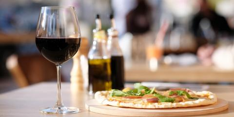 Gulf Shores Pizza Place Offers 3 Wine Pairing Recommendations, Gulf Shores, Alabama