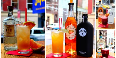 Pair Mexico's Finest Beers With Zesty Fish Tacos & Other Mexican Dishes at Papatzul, Manhattan, New York