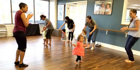 3 Surprising Benefits of a Toddler Dance Class, Honolulu, Hawaii