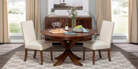 3 Stunning Dining Room Set Trends, From Simply Amish Of Castleton,  Lawrence, Indiana