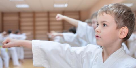 3 Benefits of Children Learning Martial Arts, Elizabeth, Colorado