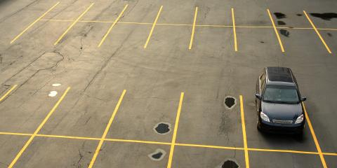 5 Signs It's Time for Parking Lot Resurfacing or Repairs , Anchorage, Alaska