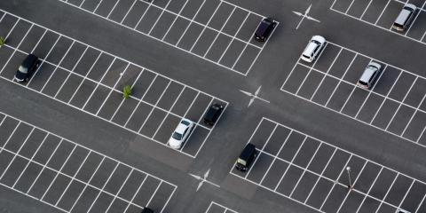 The Pros & Cons of Straight & Angled Parking Spaces, Columbus, Ohio