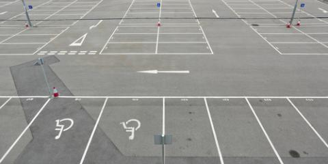 3 Reasons to Add Parking Lot Striping, Koolaupoko, Hawaii