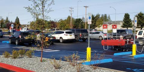 How to Prepare Your Asphalt Parking Lot for Snow, Anchorage, Alaska