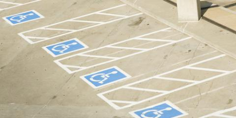 3 Details You Should Know About Parking Lot Striping, Nicholasville, Kentucky