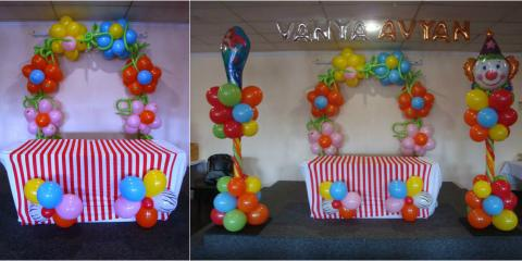 Celebrate Mardi Gras and the Carnival Season with Balloon Bouquets