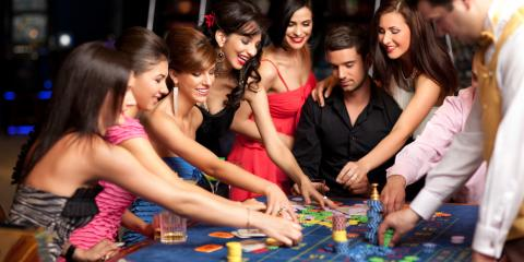 A Party-Planning Guide to Organizing a Casino-Themed Holiday Event, Springdale, Ohio